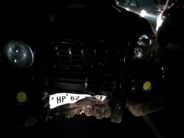 pawata sahib in road accident