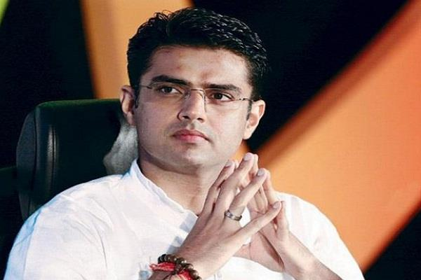 assembly election 201 congress sachin pilot bjp
