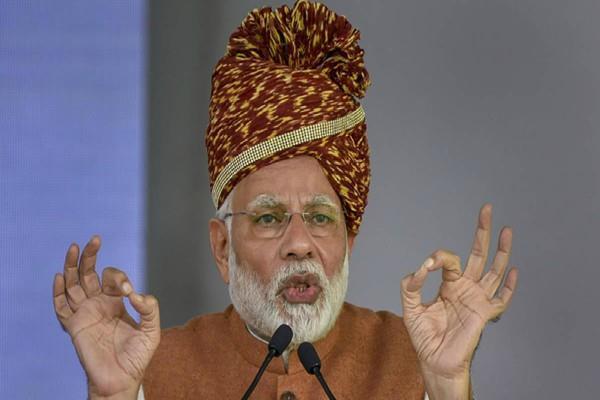 राजस्थान-तेलंगाना चुनावःपीएम मोदी की अपील, लोकतंत्र के महापर्व में हिस्सा जरूर लें