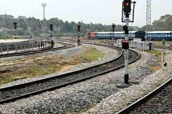 new railway line will be constructed from panipat to palwal