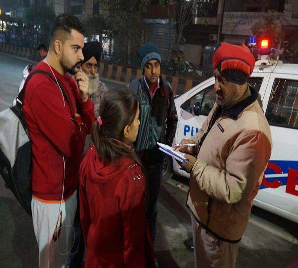 jalandhar police on alert