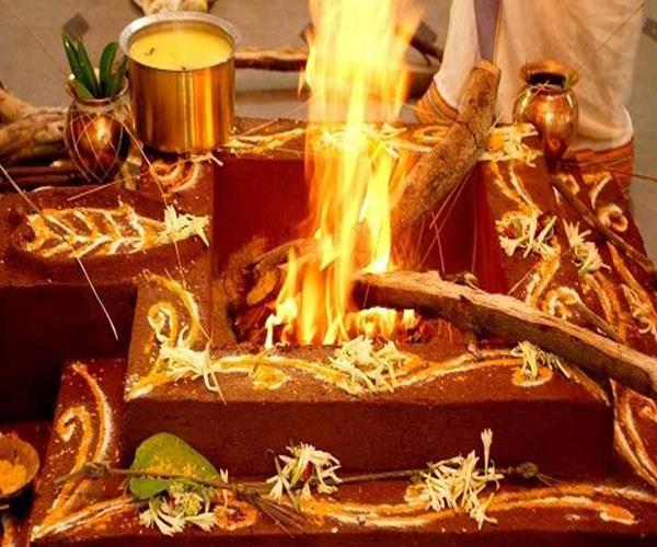 up ashwamedh yagya starts in ayodhya for temple construction