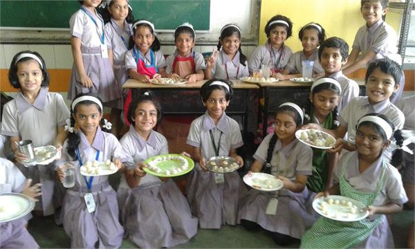 healthy food to eat in schools
