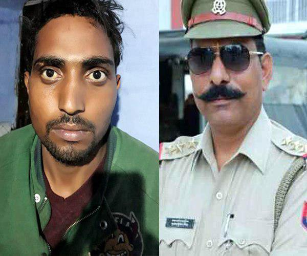 main accused in the murder of inspector subodh sent to 14 day judicial custody