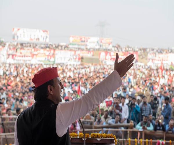 yogi cm will win more than 300 seats in sp akhilesh yadav