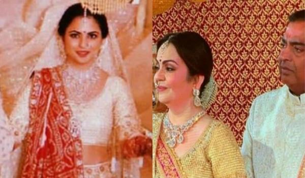 isha ambani anand piramal wedding pictures
