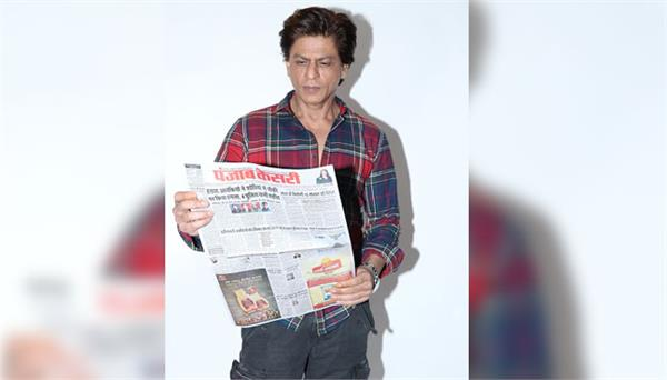 exclusive interview with the shahrukh khan for upcoming film zero