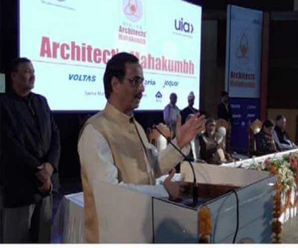 architect s business has a bright future in up dinesh sharma