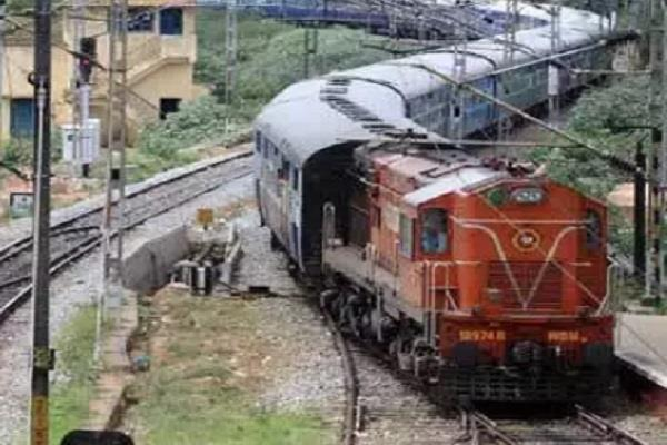 ailway infrastructure the saharanpur ambala rail route closed