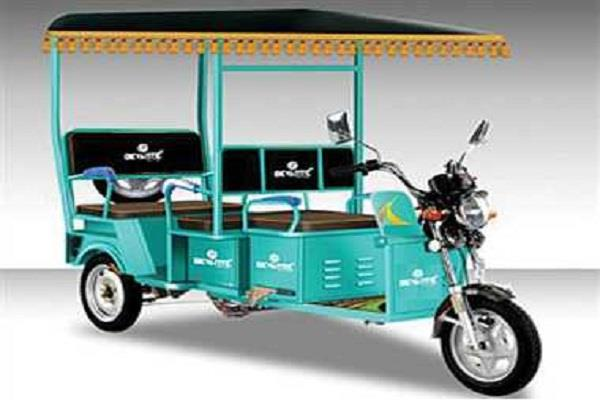 death of child due to e rickshaw