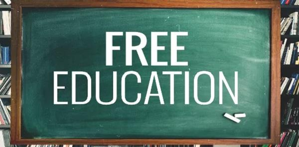 free education will be available to women in colleges here
