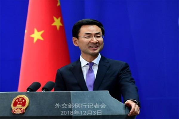 china welcomes india pakistan s efforts to open kartarpur corridor
