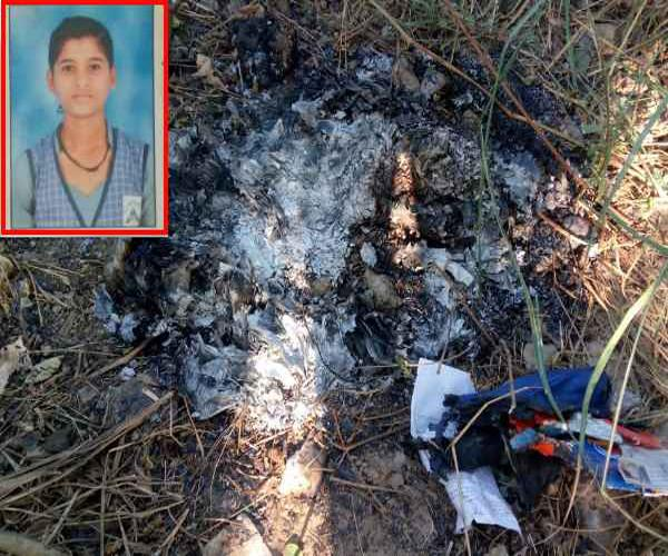 death in the treatment of a 10th student burnt alive