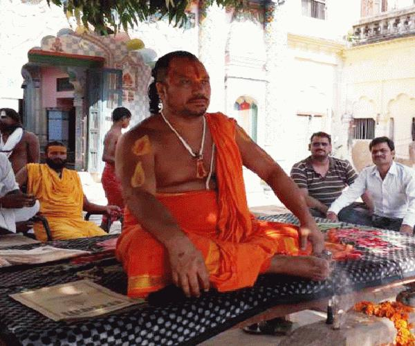 ram temple construction was not announced on 6th december self sacrifice