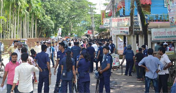 bangladesh elections security on high alert ahead of polls