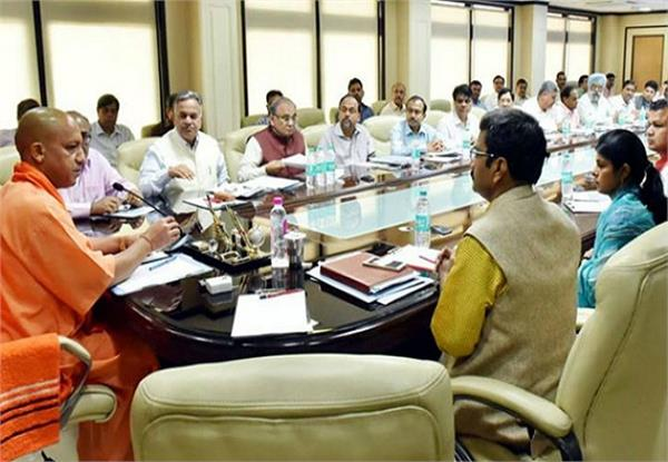 important decisions of yogi cabinet 8 seals stamped on proposals