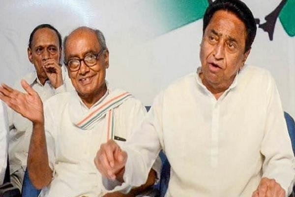 kamal nath 140 digvijay claims to win 132 seats