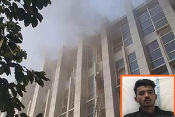 mumbai hospital sidhu humanabade santosh gangwar
