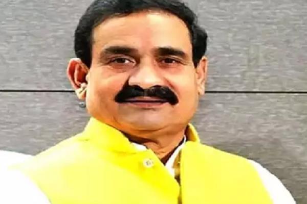 uttar pradesh s responsibility handed over to bjp s