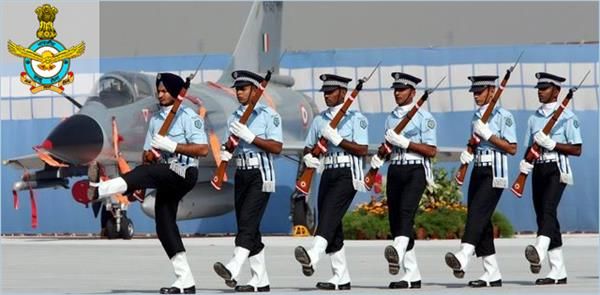 bumper recruitments in indian air force
