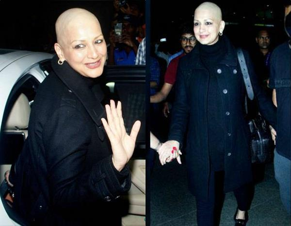 sonali bendre coming back india