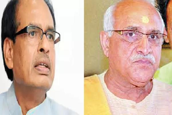 shivraj isolated in his own party now the former mp has become tainted