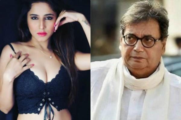 subhash ghai gets a clean chit from mumbai police