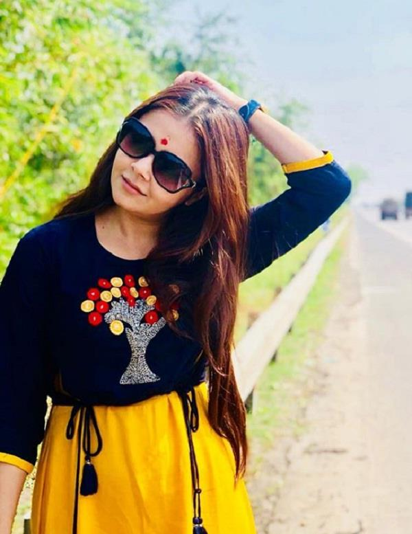 devoleena bhattacharjee name in murder case