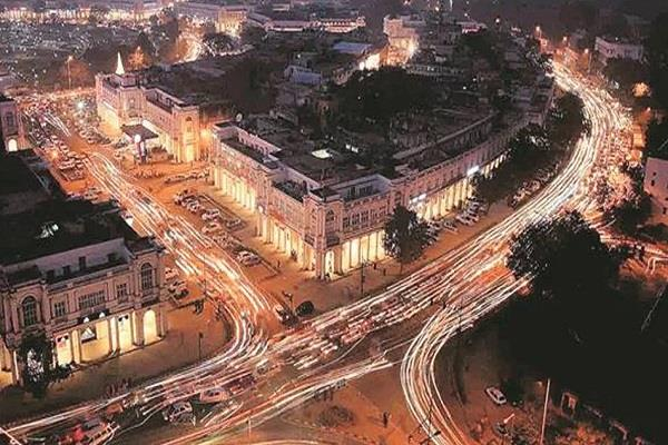 entry of vehicles will be closed in connaught place tonight