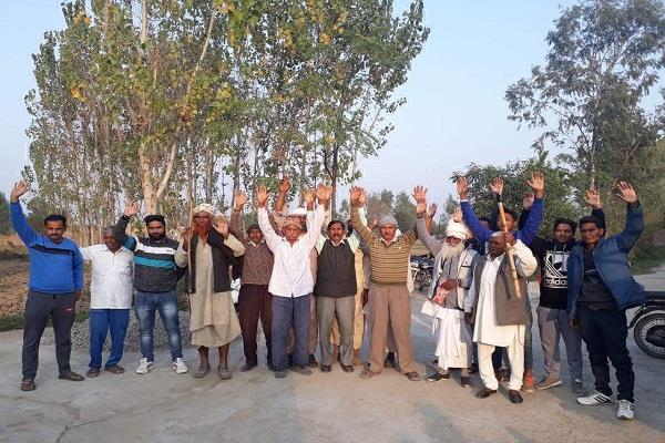 pain 5 dozen families in the name of eco tourism