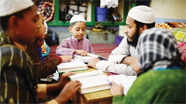 demand for the increase of honorarium of madrassa teachers