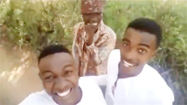 nigerian friends sung karan johar kal ho na ho song video goes viral