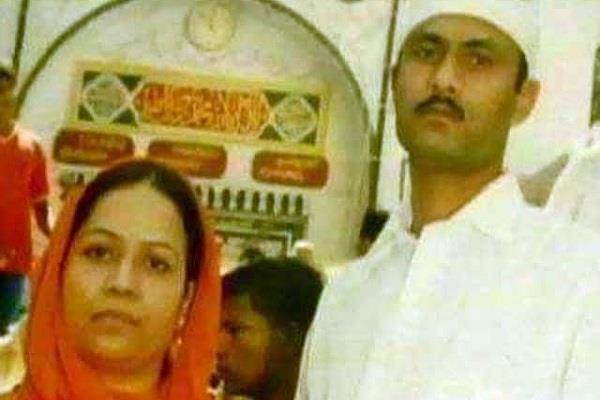 sohrabuddin anwar sheikh tulsiram prajapati sj sharma cbi