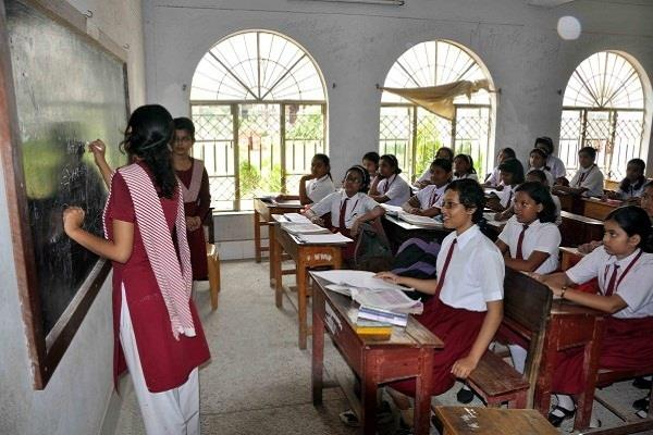 do not get pta and smc teachers in shastri recruitment