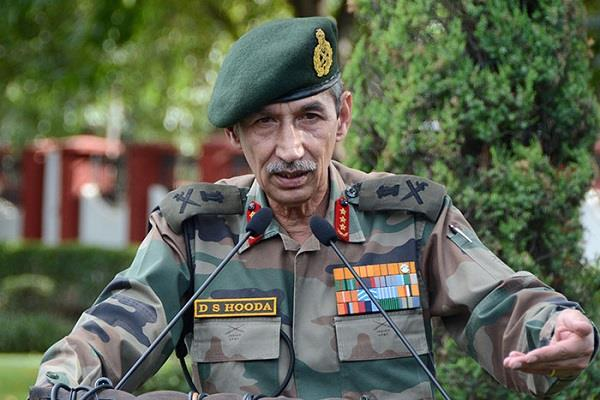 former army officer says politics is not right on surgical strike