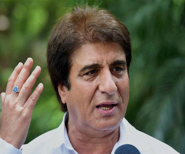 actor raj babbar gives indication of congress candidate from sikri