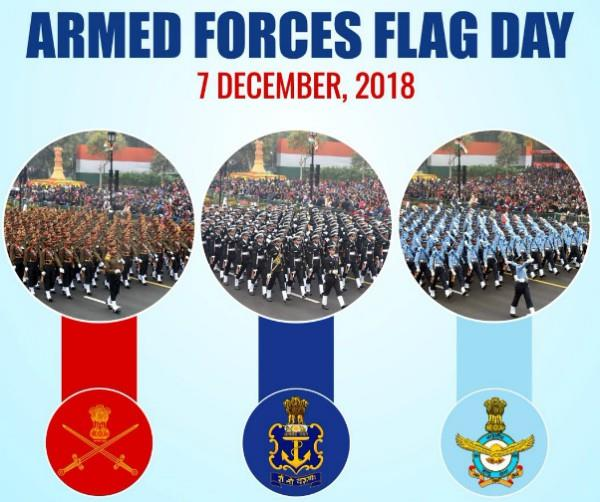 know why the armed forces flag day is celebrated