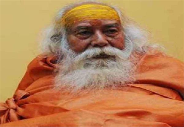 shankaracharya saraswati s big statement said