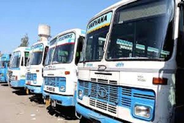roadways did not get a new bus in 2019 losses crossed 950 crore
