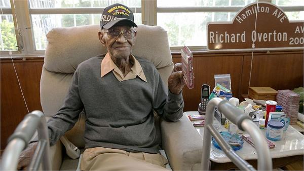richard overton america s oldest man and wwii veteran has died