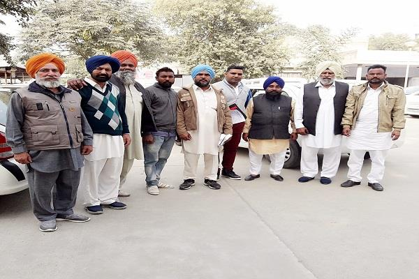 village residents  demand letter change  teacher punjab hindi news