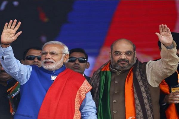 lok sabha elections bjp coalition jawaharlal nehru university