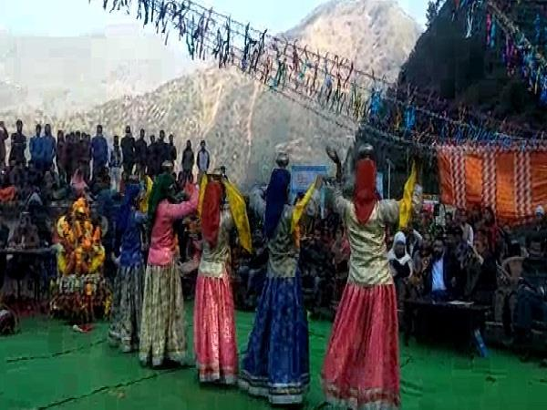 the youth festival of dhoom in paonta sahib