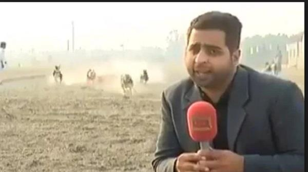 pak s reporter funny video viral