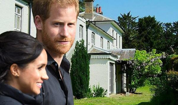 prince harry meghan markle s new home has an indian connection