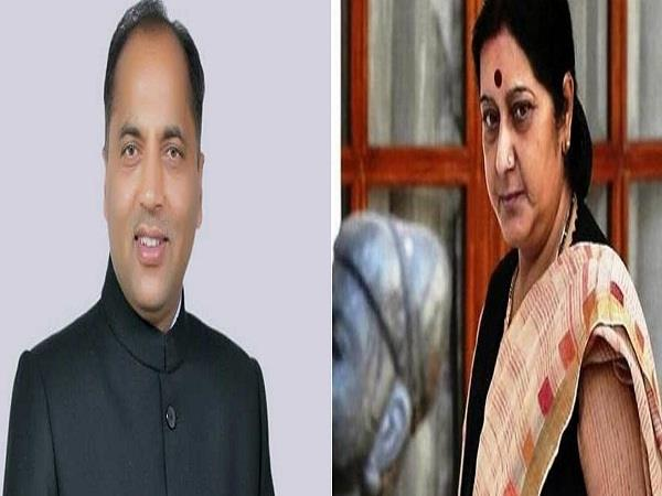 jairam tells sushma swaraj on phone