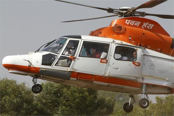 pawan hans privatization employees asked to meet the lord