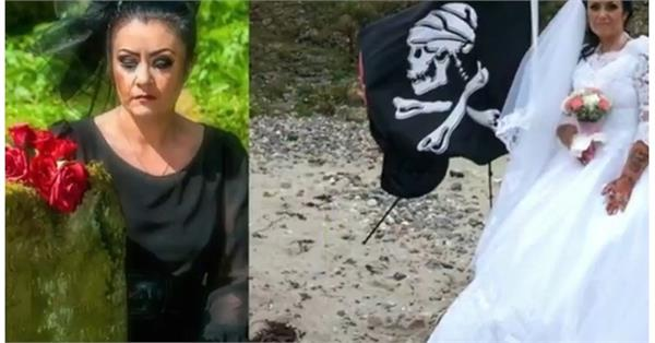 the woman who claims to have married a 300 year old pirate ghost
