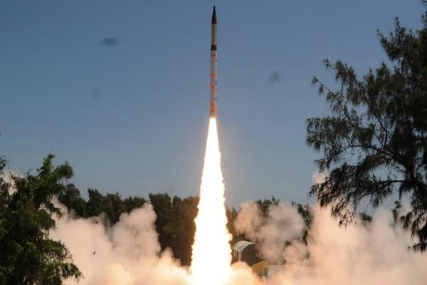 odisha successful test of agni iv ballistic missile
