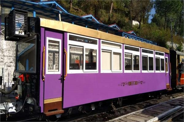 a special train will run in shimla by december 15